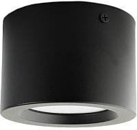 Точечный светильник Elektrostandard DLR026 6W 4200K (черный матовый) -