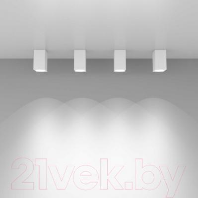 Точечный светильник Elektrostandard 1085 GU10 WH (белый матовый)