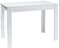 Обеденный стол Signal Albert 100 (белый лак) -