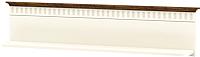 Полка Мебель-Неман Марсель МН-126-09 (крем/дуб кантри) -