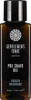 Масло для бритья Gentlemen's Tonic Babassu And Bergamot (50мл) -