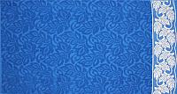 Полотенце Privilea Вальс 14с30 (70x140, синий) -
