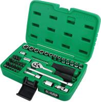 Универсальный набор инструментов Toptul GCAI4102 -
