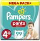 Подгузники-трусики детские Pampers Pants Maxi Plus (99шт) -