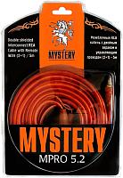 Межблочный кабель для автоакустики Mystery MPRO 5.2 -
