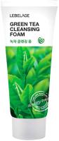 Пенка для умывания Lebelage С экстрактом зеленого чая (100мл) -
