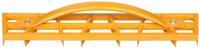 Рубанок-рашпиль ручной Hardy 1004-084509 -