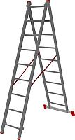 Лестница секционная Новая Высота NV 1220 / 1220209 -