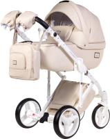 Детская универсальная коляска Adamex Luciano Deluxe 2 в 1 (67S) -