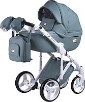 Детская универсальная коляска Adamex Luciano Deluxe 2 в 1 (Q114) -