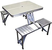 Скамья-стол садовая No Brand HY8085 -