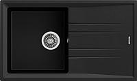 Мойка кухонная Teka Stone 50 B-TG / 115330015 (карбон) -
