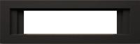Портал для камина Смолком Line V60 (черный) -