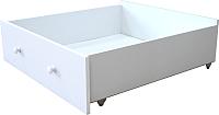 Ящик под кровать Можга Р422 (белый) -
