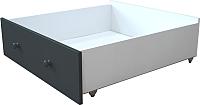 Ящик под кровать Можга Р422 (антрацит) -