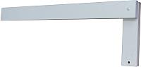 Бортик для кровати Можга Р423 (серый) -