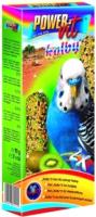 Корм для птиц Power Vit Kolby с киви для волнистых попугаев / PV 62111 (90г) -