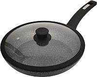 Сковорода Kenwell SFL2024 с крышкой -