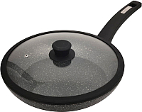 Сковорода Kenwell SFL2026 с крышкой -