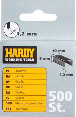 Скобы Hardy 2241-650012