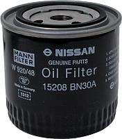 Масляный фильтр Nissan 15208BN30A -