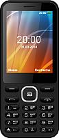 Мобильный телефон Vertex D525 (черный) -
