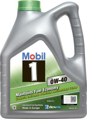 Моторное масло Mobil 1 ESP X3 0W40 / 154149
