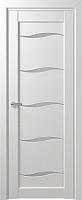 Дверь межкомнатная Юркас Deform D1 ДО 80x200 (дуб шале снежный/мателюкс) -