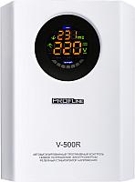 Стабилизатор напряжения PROFline V500R -