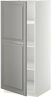 Шкаф-полупенал кухонный Ikea Метод 292.271.35 -