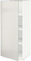 Шкаф-полупенал кухонный Ikea Метод 392.326.88 -