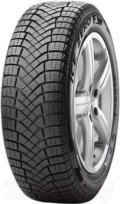 Фото - Зимняя шина Pirelli Ice Zero Friction 255/55R19 111H зимняя шина pirelli scorpion ice zero 2 315 35 r21 111h