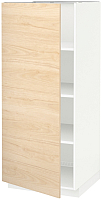 Шкаф-полупенал кухонный Ikea Метод 192.186.07 -