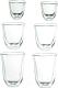 Набор стаканов DeLonghi DLSC302 (6шт) -