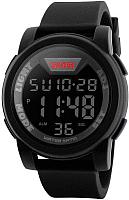 Часы наручные мужские Skmei 1218-1 (черный) -