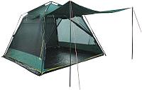 Туристический шатер Tramp Bungalow LUX Green V2 / TRT-85 -