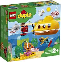 Конструктор Lego Duplo Путешествие субмарины 10910 -