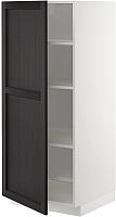 Шкаф-полупенал кухонный Ikea Метод 592.584.27 -