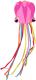 Воздушный змей Bradex Осьминог / DE 0441 (фиолетовый) -