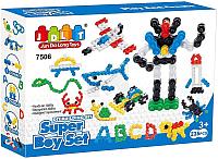 Конструктор JDLT Super Boy Set / HWA893913 -
