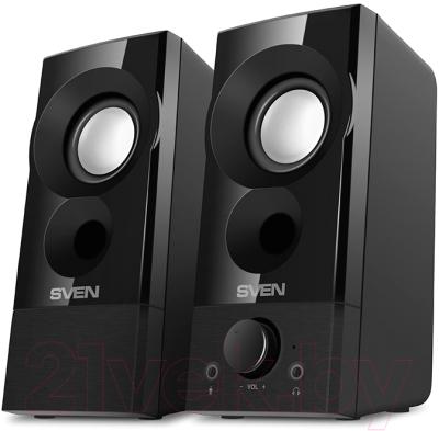 Мультимедиа акустика Sven 357 (черный)