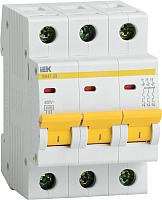 Выключатель автоматический IEK ВА 47-29 16А 3п 4.5кА С -
