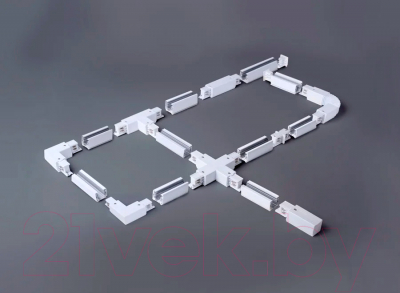 Шинопровод Elektrostandard TRL-1-1-100-BK (черный)