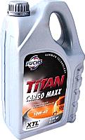 Моторное масло Fuchs Titan Cargo Maxx 10W40 / 601411250 (5л) -