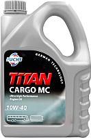 Моторное масло Fuchs Titan Cargo MC 10W40 / 601426582 (5л) -
