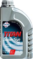 Моторное масло Fuchs Titan Supersyn FE 0W30 (1л) -