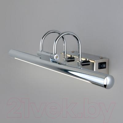 Подсветка для картин и зеркал Elektrostandard Flint Neo SW LED MRL LED 1022 (хром)