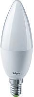 Лампа Navigator 61 327 NLL-C37-8.5-230-2.7K-E27-FR -