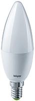Лампа Navigator 61 325 NLL-C37-8.5-230-4K-E14-FR -