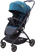 Детская прогулочная коляска Xo-kid Asmus (Green) -